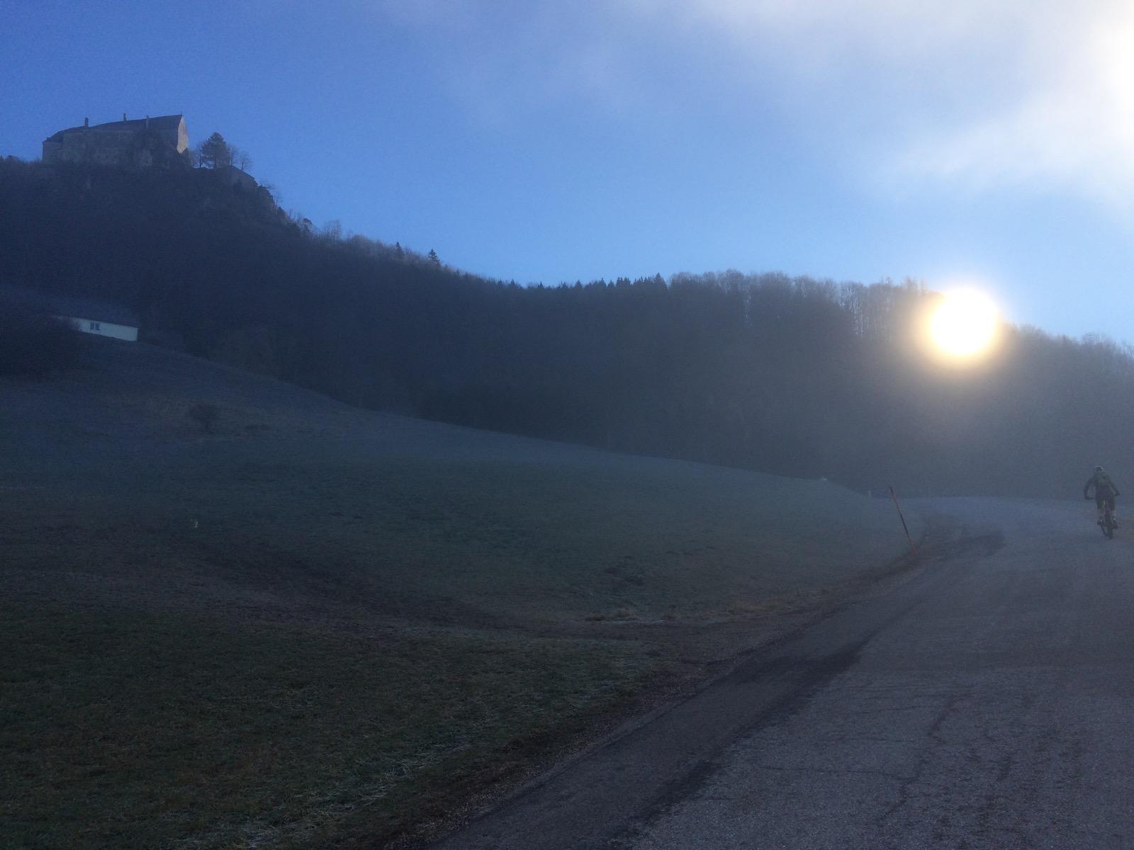 Burg Altpernstein Mountainbike