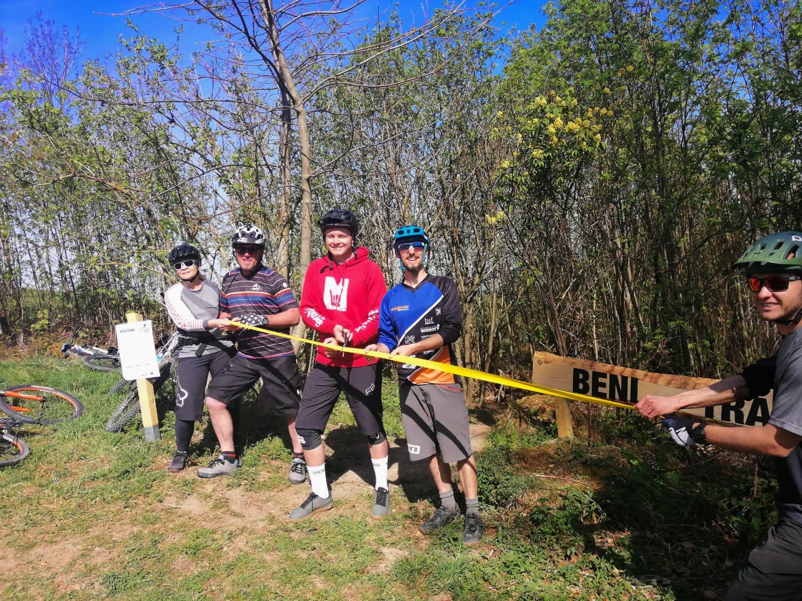 Eröffnung 1. Teil Beni Trail