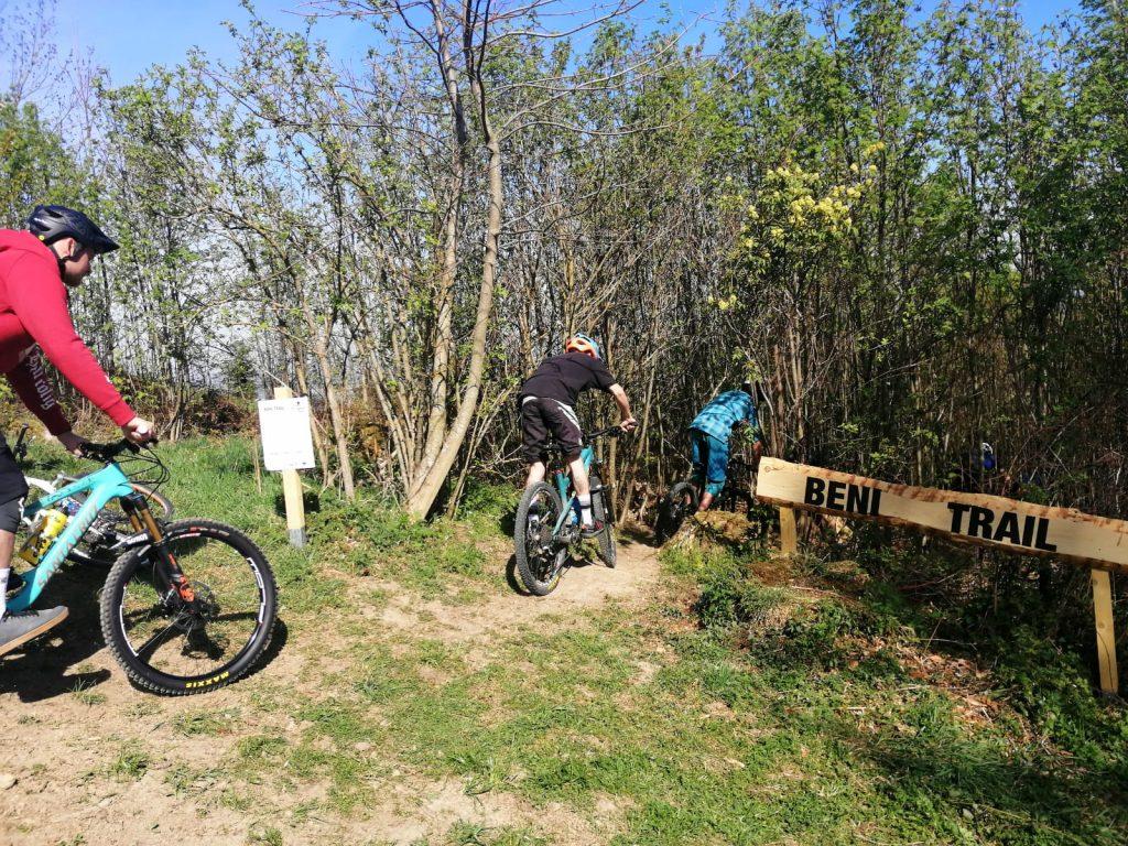 Eröffnung Beni Trail Teil 1