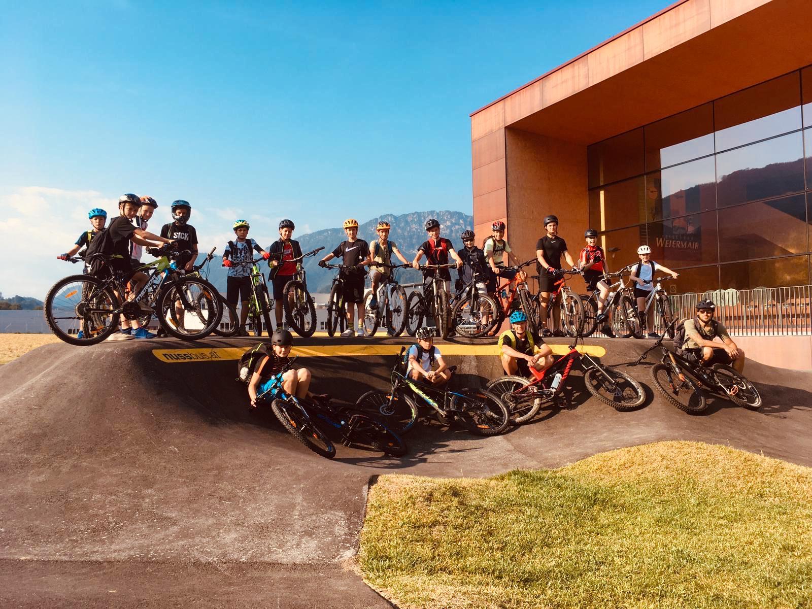 Projekttage Pump & Bike